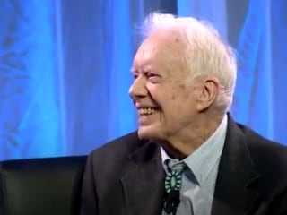 Jimmy Carter suggests Trump is illegitimate president because of Russian interference