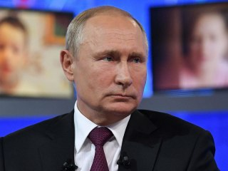 Putin: U.S. attack on Iran 'would be a catastrophe'