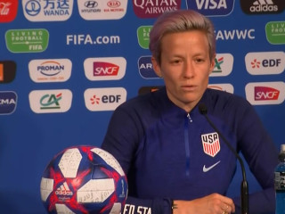 Megan Rapinoe responds to Trump: 'I stand by the comments that I made'