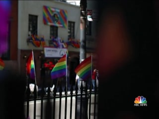 Remembering the Stonewall riots as nation marks 50th anniversary