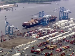 Federal agents seize over 17 tons of cocaine in Philadelphia