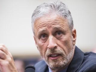Jon Stewart rips into Congress during 9/11 victim fund hearing