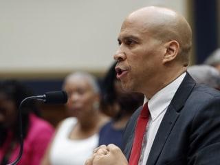Slavery reparations hearing ignites debate on Capitol Hill