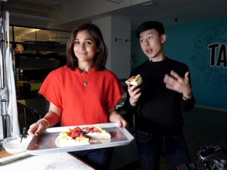 Crazy Kitchens: See how BuzzFeed Tasty producers make those insanely popular food videos