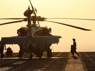 U.S. amphibious group patrols Arabian Sea as Iran tensions simmer