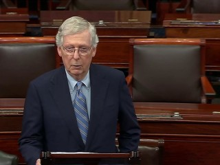 """""""Moscow Mitch"""" McConnell lashes out"""