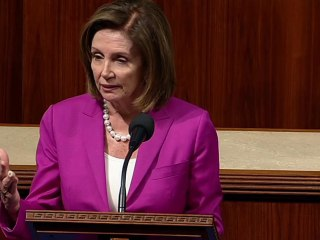 Pelosi: Trump's 'Squad' comments 'disgraceful, disgusting ... racist'