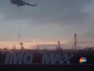 New audio of Iranian seizure of British tanker