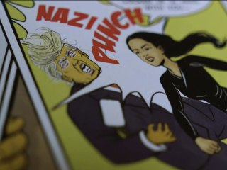 When AOC has a comic book, have they become too political? Stan Lee wouldn't think so.
