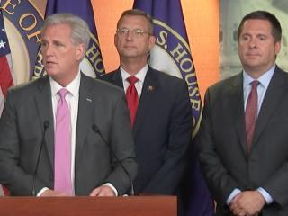 Republican leadership responds to Mueller testimony