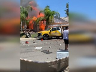 Powerful gas explosion in California kills 1
