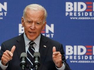 NBC/WSJ poll: Biden and Warren lead 2020 Democratic field