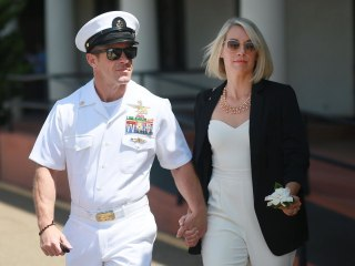 Navy SEAL Edward Gallagher acquitted of murder in ISIS detainee case
