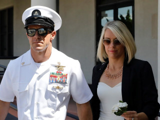 Navy SEAL acquitted of murder, but convicted of lesser charge