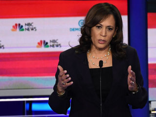 Harris surges in 2020 polls after standout debate performance