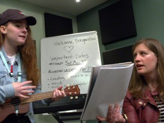 Meet the young women in Nashville tackling life through music