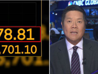 CNBC: Market plunge is a 'reliable indicator for recession down the line'