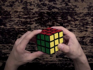 An algorithm can solve a Rubik's Cube faster than any human