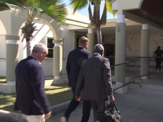 American on trial in Anguilla proclaims innocence