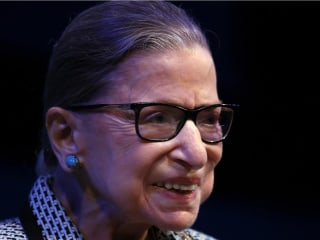 Ginsburg: Nickname 'Notorious R.B.G.' was beyond my 'wildest imagination'