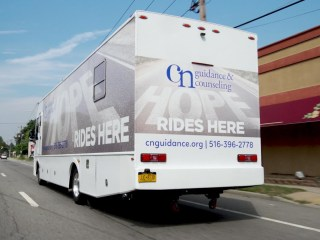 'Hope Rides Here': How this RV is battling the opioid epidemic