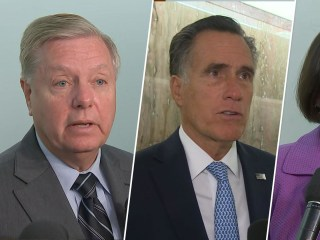 Senators react to official White House notes from Trump Ukraine call