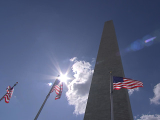 Washington Monument reopens after three years of construction