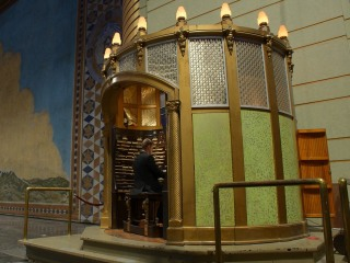 The world's largest pipe organ comes back to life (Part 2)