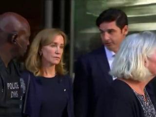 Felicity Huffman's 14-day prison sentence sparks debate