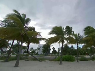 Tropical Storm Humberto impacts the Bahamas, stalling recovery efforts