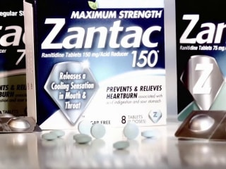 Low levels of chemical that's been linked to cancer discovered in Zantac