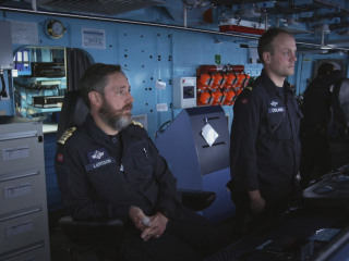 On board with Norway's Navy as it patrols the Arctic (Part 1)