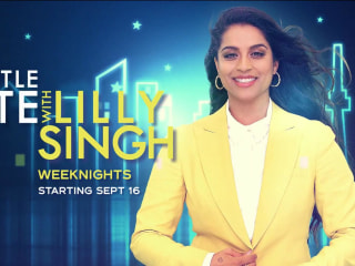 Exclusive first look: 'A Little Late with Lilly Singh'