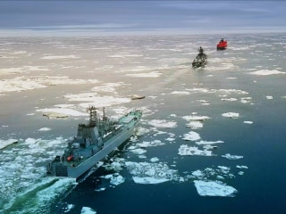 How climate change is redefining life in the Arctic Circle (Part 2)