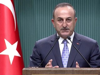 'This is not a cease-fire,' Turkey's foreign minister insists