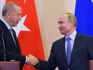 Russia and Turkey strike a deal over northern Syria