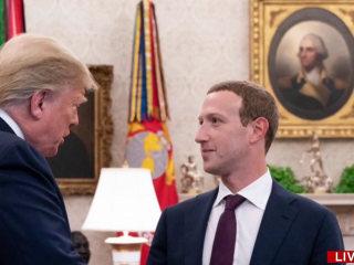 Facebook: Trump can lie all he wants