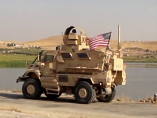 U.S. troops to withdraw from Syria and head to western Iraq