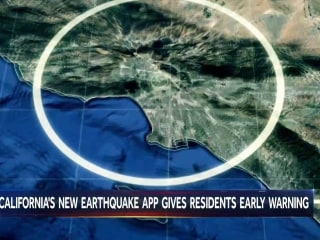 California Launches Statewide App for Earthquake Alerts