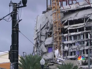 At least one missing, two dead in New Orleans Hard Rock Hotel collapse