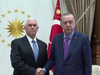 U.S. and Turkey agree to temporary ceasefire in Syria