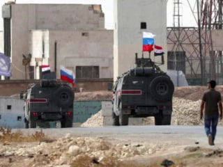 Russian forces move to fill vacuum left by U.S. troops in Northern Syria