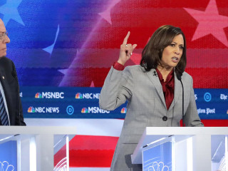 Watch the Democratic debate in less than 4 minutes