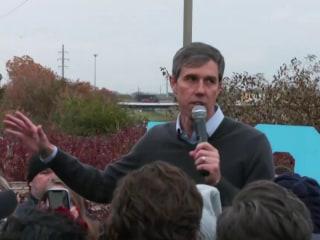 2020 Dem Beto O'Rourke drops from presidential race