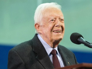 Jimmy Carter recovering at Georgia hospital after emergency brain surgery