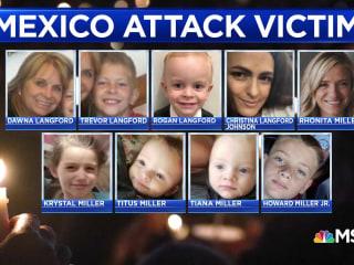 'Shattering,' 'disturbing' details in Mexico highway ambush revealed