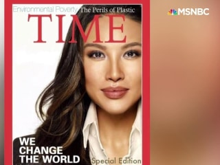 State Department staffer got job with embellished resume, fake Time magazine cover