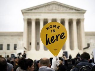 Supreme Court appears inclined to let Trump end DACA program