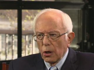 Bernie Sanders on America's opioid epidemic and 'what matters' most to 2020 Democratic voters