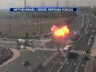 Israeli airstrike at Gaza strip kills senior commander of Palestinian militant group